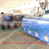 PVC Board Extruder/crust foam celuka sheet extruder/construction furniture decoration board machine