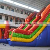 giant inflatable water slide decal paper ball bearing slide for adult