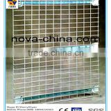 Galvanize Wire Mesh Deck For Pallet Racking,warehouse welded wire mesh decking for rack loading safety