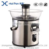 Commercial Industrial Baby Food High Quality Comercial Multi Function best fruit juicer / lemon juice maker