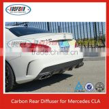 Carbon Rear Diffuser for MERCEDES CLA BODY KITS