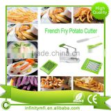 Ace Premium French Fry Cutter Fry Potato Press and Vegetable Slicer Stainless Steel Grid Blades Potato Fry Maker