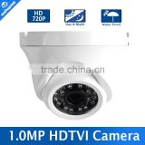 HD TVI Camera 720P 1.3MP TVI Camera 2.8mm Lens Dome HD-TVI Hikvision Solution CCTV Camera Outdoor Day/night Vision Weatherproof