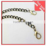 Metal handbag Chain With Lobster Clasps ,purse Chain,Bag Chain                                                                         Quality Choice