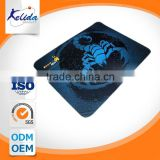 desk mouse mat of rubber base,Mouse pad - for game players,Branding mouse pad