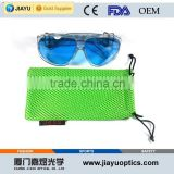 Green Mesh Nylon Black Drawstring Glasses Sunglasses Pouch Bag                                                                         Quality Choice
