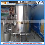 Factory price beer brewery house machine for pub bar hotel restaurant , micro brewery equipment