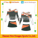 2015 latest cheerleading uniforms design ,wholesale cheer dance costumes