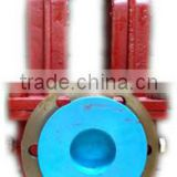 Marine cast iron steam boiler safety valve