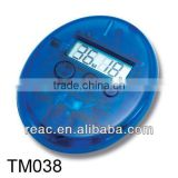 Slim Timer with AG13 button cell battery TM038-0