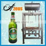 small beer can filling machine for beer juice wine carbonated drinks