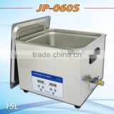 stainless steel ultrasonic cleaning machine JP-060S clean medical equipment cleaning and disinfection cleaning capacity of 15 li