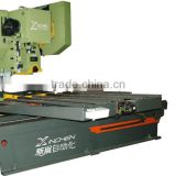 Numerical control machine, specializing in the production of precision CNC punch press feeder