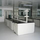 3000*1500*850mm Steel Laboratory Central Table Island Bench