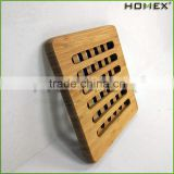 Large Bamboo Coaster Protects Tabletops and Counters in Style/Homex_BSCI