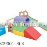 Kid Wooden Play Equipment(KYA-21405)