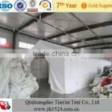 Tent factory cheaper price large wall pole tent export
