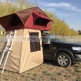 Good camping product off road camper trailer tent canvas with annex