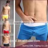 Factory wholesale OEM service mens custom cotton beach shorts sport boxer shorts home household boxers