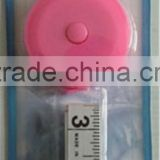 Cheapest PU leather Household Convenient Tape measure Manufacturer