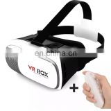 Universal 3D Virtual Reality VR BOX V2.0 Glasses Headset + Bluetooth Remote VR036