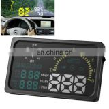 6 Inch Car HUD Head Up Display Vehicle-mounted Security System