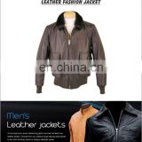 Fashion Men Leather Jackets