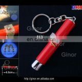 projective led keychain torch
