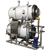 For Soft Package Autoclave Retort Sterilizer