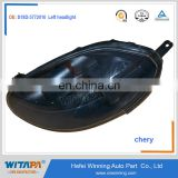 hot sale original quality chery auto parts OES18D-3772010 Left headlight