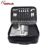 High quality hard case makeup bag travel size cosmetic bag