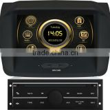 2014 new design car navigation system for Mitsubishi L200(low) with GPS/Bluetooth/Radio/SWC/Virtual 6CD/3G /ATV/iPod