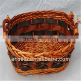 wholesale cheap small willow gift baskets