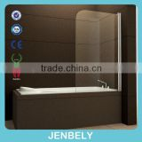 1.0-1.1mm Thick Aluminum-Alloy Profile For Italy Bath Screen BL-S032