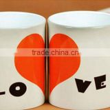 Pour Hot Water 11oz Sublimation Color Changing Mug                                                                         Quality Choice