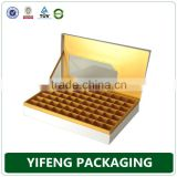 Custom fancy 100% quality china trade assurance seller fashion design luxury chocolate gift box
