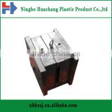 double injection molding for plastic rubber part with steel                                                                         Quality Choice