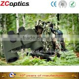 2015 Christmas promotionPlastic 7x50 Military forest land force army green field operations directional Compass Binocular