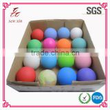 light up bouncing ball for adult, different shapes bouncing ball