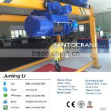 3 Phase 1 Ton CD1 Wire Rope Electric Hoist Motor