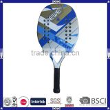 Beach Tennis Racket of Carbon&EVA Material for Hot Sale