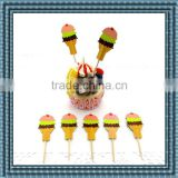 Wholesale Christmas Cake Decoration cupcake toppers