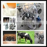 Vacuum Type Single New Portable Milking Machine for Gosts