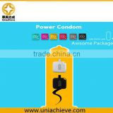 AWC915 350mAh Less than USD1 Emergency Batery Disposable Power Bank Disposable Cell Phone Charger