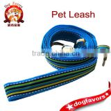 Dog Leash, Pet Leash, Pet Accessories, Holiday Gift, Pet Lover Gift, Stocking Stuffer, Home and Living Pets, Blue Striped Leash