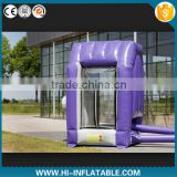 Custom inflatable money machine/inflatable money booth/inflatable money machine for sale