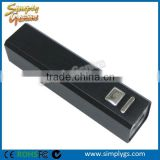 (popular) usb power bank 2600mah, mobile phone power bank 2600mah, mini power bank 2600mah