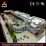 shopping center architectural building scale model for sale                                                                         Quality Choice