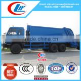 Dongfeng 6x4 brand new waste disposal truck for sale