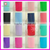 Colorful soft nylon tulle roll for tutu/festival decoration